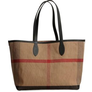 Burberry Doodle Tote